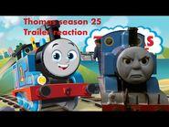 My Reaction to Season 25 of Thomas