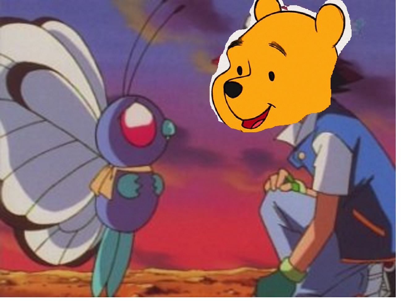 Bye Bye Butterfree (Pokemon (400Movies Animal Style))