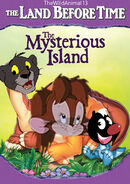 The Land Before Time (TheWildAnimal13 Animal Style) V The Mysterious Island Poster