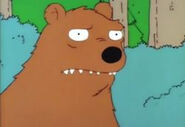 The Simpsons Grizzly Bear
