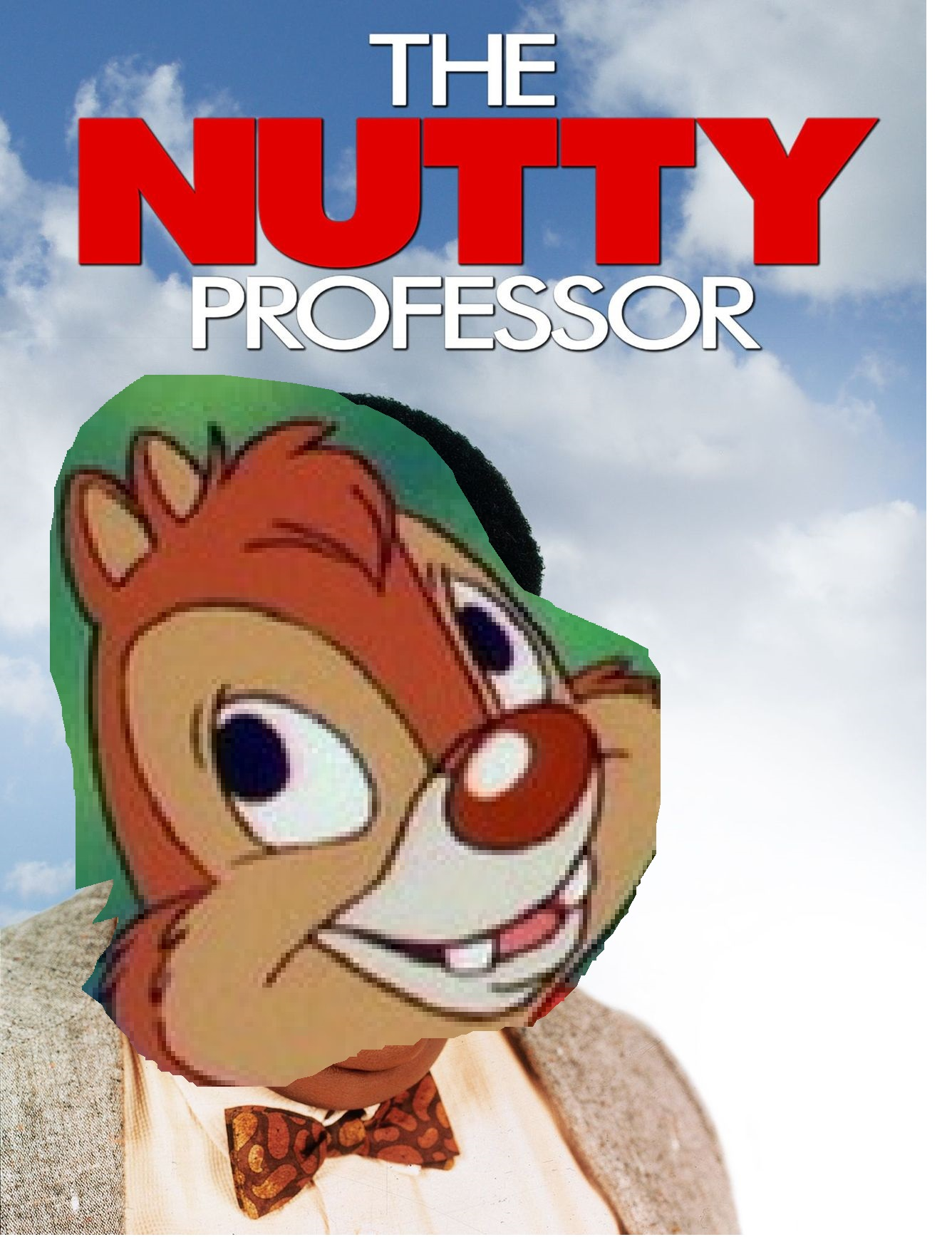The Nutty Professor (397Movies Animal Style)