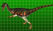 Troodon kyoryu-king
