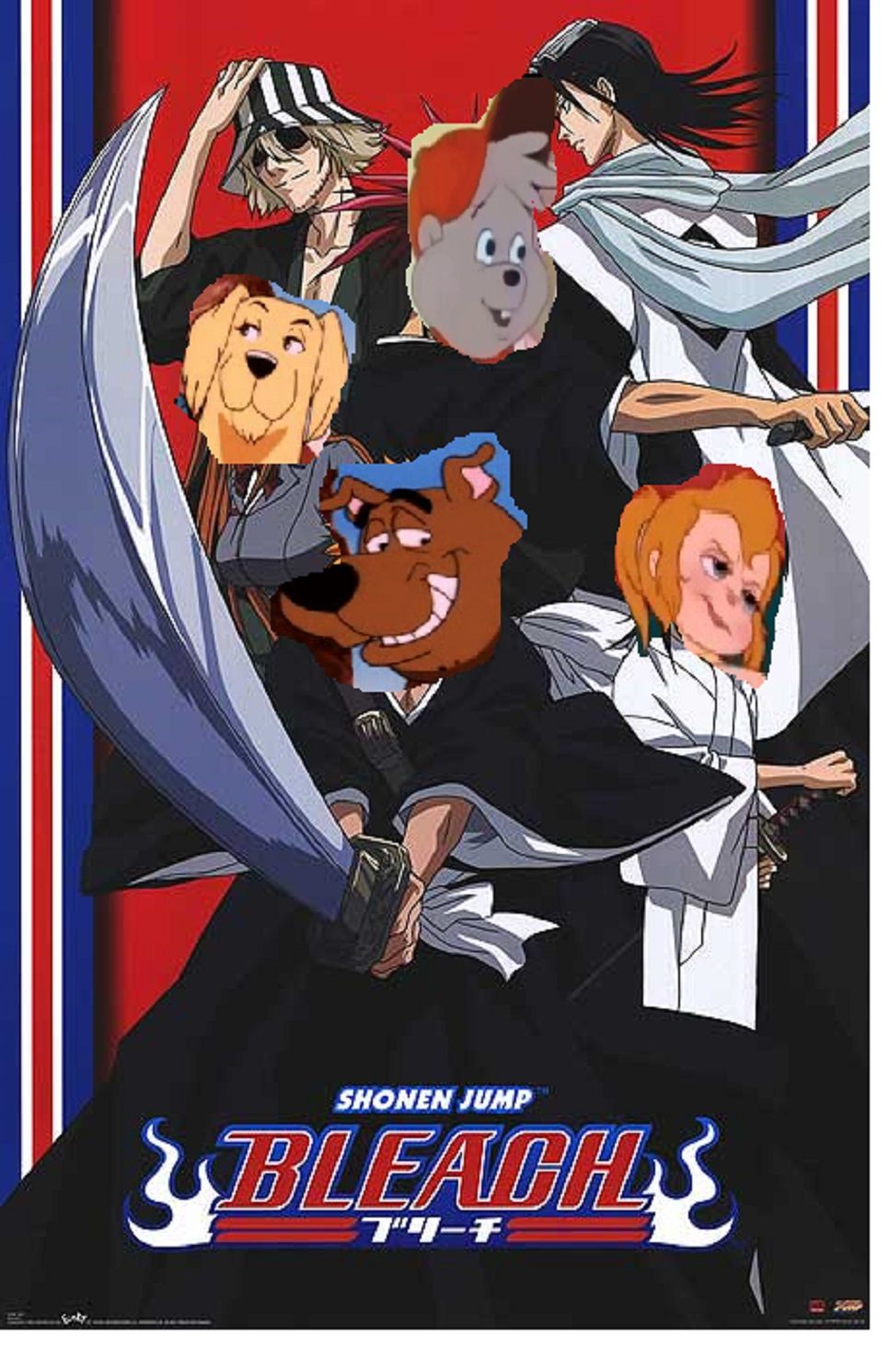 Bleach (1701Movies Animal Style)