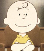 Charlie Brown in Peanuts in Space- Secrets of Apollo 10