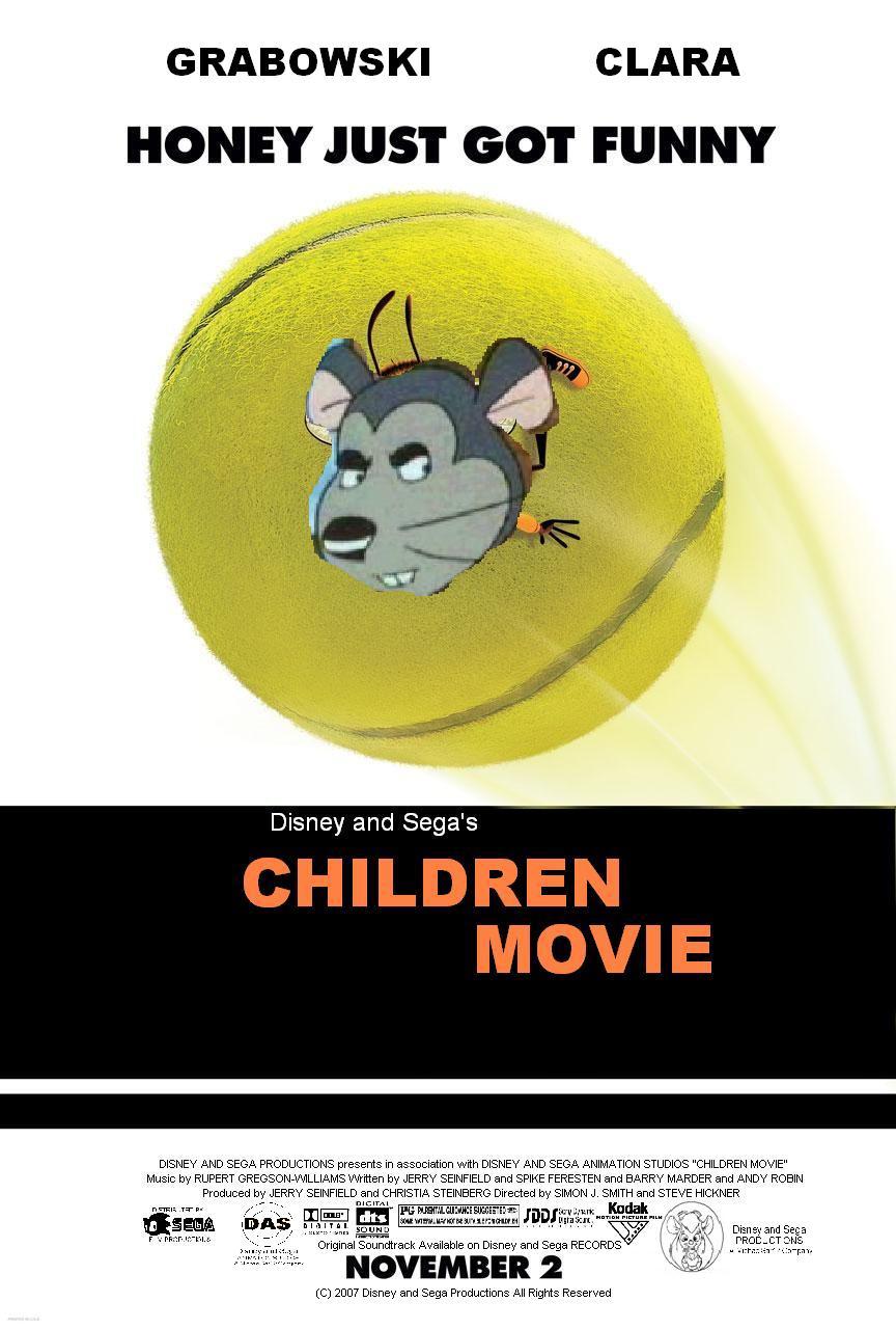 Children Movie (Bee Movie)