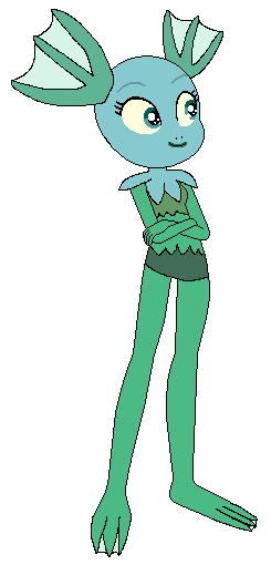 Gwen (The Monster Clubhouse)