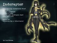 Humanized Indoraptor