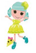 Jelly Wiggle Jiggle Lalaloopsy