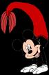 Mickey as a Mermouse