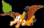 Petrie The Pteranodon Vector 3