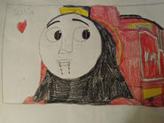 Rosie the tank engine halloween picture by hamiltonhannah18 de6m4z6-fullview