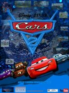 The Cars 2 (2011) 2019 Theater Poster AMC