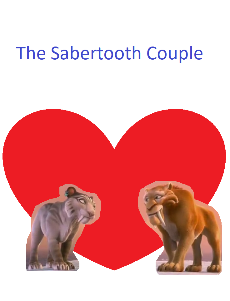 The Sabertooth Couple
