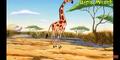 Timon and Pumbaa Giraffe