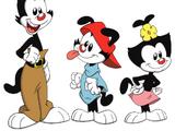 Yakko, Wakko and Dot