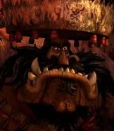 Chakal in The Book of Life