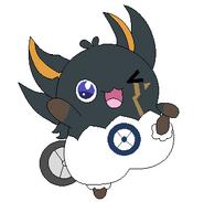 Cocotamafied Yusei Fudo