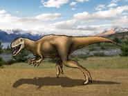 Dm abelisaurus