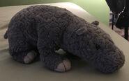 Hank the Hippopotamus