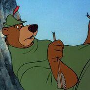 Little John the Bear