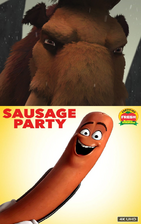 Manny Hates Sausage Party