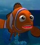 Marlin in Finding Nemo (Video Game)
