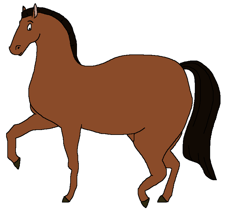 Phred the Horse