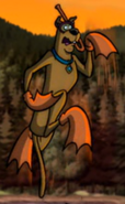 Scooby doo shocked says fishman 8