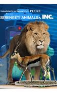 Serengeti Animals, Inc. (2001)- Poster