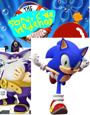 The Sonic the Hedgehog Movie (The SpongeBob SquarePants Movie)