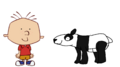 Stanley Griff meets Giant Panda