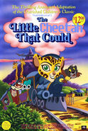 The Little Cheetah That Could (1991) Poster