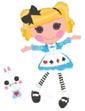 Alice in Lalaloopsyland Lalaloopsy