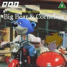 Big Bear & Cornelius in A Close Shave Poster.JPG