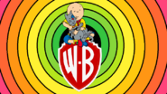 Caillou Gilbert the cat on WB Shield