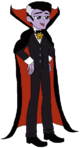 Count Dracula rosemaryhills