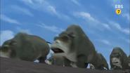 Gon Toxodons