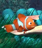 Marlin in Finding Nemo - Nemo's Underwater World of Fun