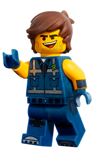 Rex dangervest lego movie 2.png