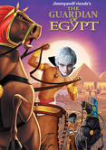 The guardian of egypt poster