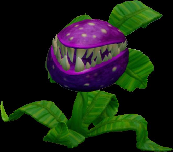Venus Flytrap (Crash Bandicoot)
