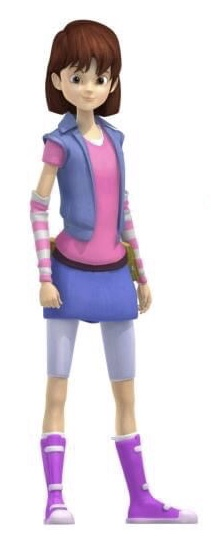 Katy (El Secreto del Medallón de Jade)