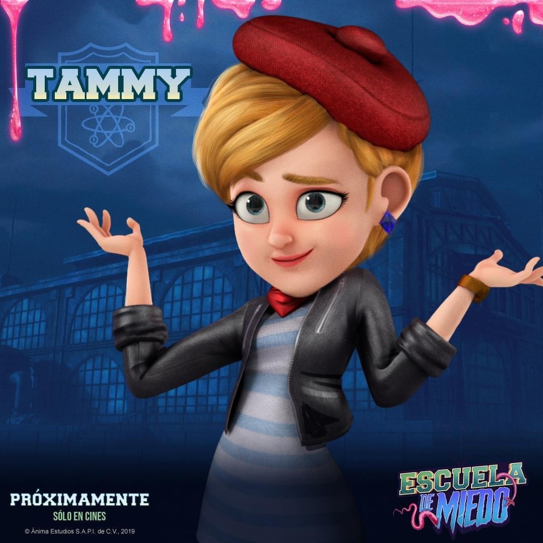 Tammy (Cranston Academy: Monster Zone)