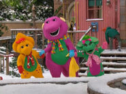 Barney & Friends Winter