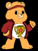 Champ Bear rosemaryhills