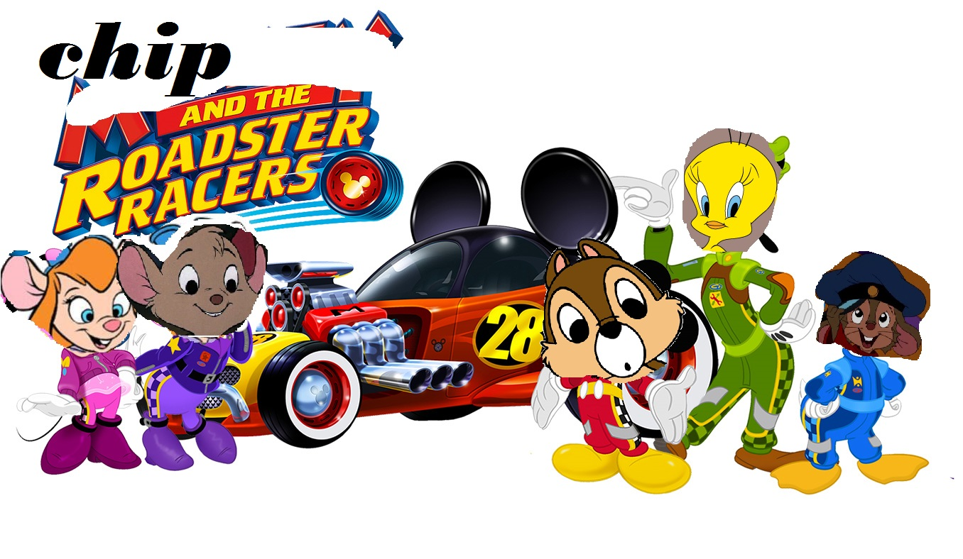 Chip and the Roadster Racers