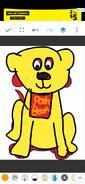 Clifford as Winnie