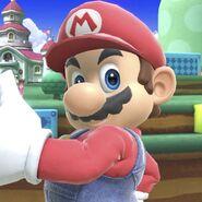 Mario - SSBU