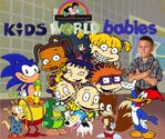 Princess Creation345's Kids World Babies