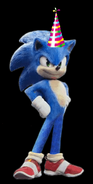 Sonic party 2020
